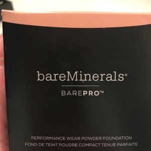Bare Pro by bareMinerals Performance Foundation
